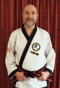 Gary Starecheski Instructor and Owner of Crouching Lion Tang Soo Do